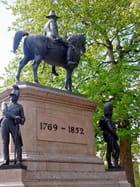 Statue de Wellington (2) - Jean-pierre MARRO