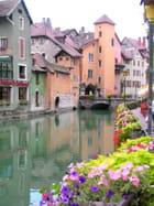Le long du canal - NADINE PROST -ROMAND