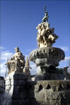 Fontaine des 4 vallées - Pierre BACON