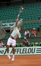 Roger Federer - Olivier ROBIN