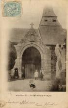 Le vieux portique - Jean François SURBLED