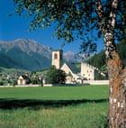 Le couvent des benedictines de St Jean-Baptiste - OT de la Suisse (Swiss Image)