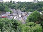 La Vallée de la Rance vue du Viaduc (2) - Jean-pierre MARRO