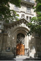 temple protestant de Port Royal - Emmanuel ESPANOL