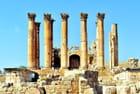 Jerash, Temple d'Artémis. - Alice AUBERT