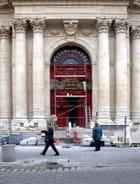 Rénovation de l'église Saint Paul Saint Louis - ALAIN ROY