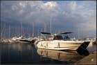 Orage sur la marina... - Jacques BACHELOT
