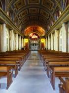 Une belle perspective (chapelle St Vincent de Paul) - Jacqueline DUBOIS