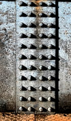 Pont de fer sur la Moselle - Didier THOMAS