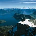 Lacs des Quatre-Cantons - OT de la Suisse (Swiss Image)