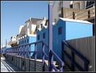 Cabines hors plage... - Jacques BACHELOT