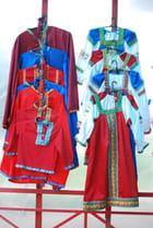 les costumes traditionnels de la région de Vologda - Genevieve LAPOUX