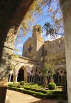 l'Abbaye de Fontfroide - marie-antoinett gautier