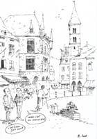 Arts, Culture et Artistes Peintres à Echternach (Luxembourg) - Abdellatif Zeraïdi