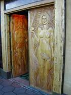 Les portes du paradis par Sandrine ROCHE sur L'Internaute