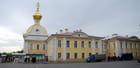 entrée à Peterhof - Genevieve LAPOUX