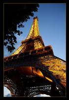 La Tour Eiffel par Danielle Dupré sur L'Internaute