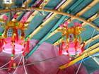 Lanternes chinoises - Christian VILLAIN