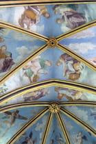 Visite à l'abbaye de Chaâlis - christian fischer