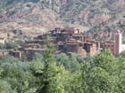 Village du Haut-Atlas - jean claude Bauduin