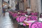 restaurant de Dubrovnik - Genevieve LAPOUX