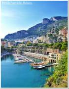 Port de Fontvieille, Monaco.  - Stephane SILVI