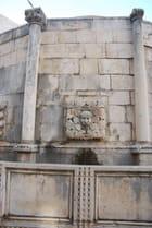 la fontaine Onofrio - Genevieve LAPOUX