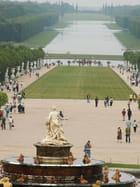 Les jardins du chateau de versaille - Christiane HASENFRATZ