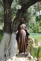 Statue de la Vierge Marie - Josiane CASTREC