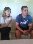 Pauline et Mathias Prieurs 2014 La Carreto Ramado di Cigaloun d'Aureio - gerard pennachi