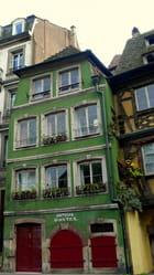 La maison verte - Catherine BURG