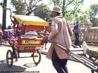 pousse-pousse - Dilann Tours Madagascar