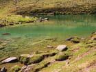 Lac de montagne d'Ourec - jean-marc puech