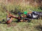 Epave de moto - Patrick CHAINBAUX