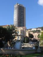 Jardins du casino et le millefiori - Baptiste RIVIERE