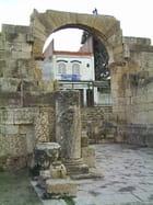Ruine Romaine de la Basilique Tébessa par elhaddi benhadda sur L'Internaute