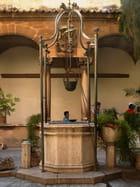 Palais de l'almudena puits - Christiane HASENFRATZ