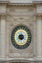 Cadran de l'église Saint Paul Saint Louis - ALAIN ROY