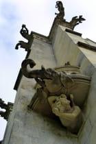 Gargouilles en tous genres à l'Abbaye de Chaalis - christian fischer