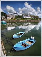 2 barques à Saint Cado