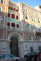 bel immeuble ancien de Rijeka - Genevieve LAPOUX