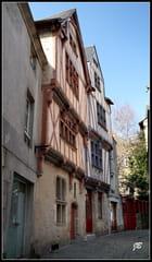 Vieux Nantes... - Jacques BACHELOT