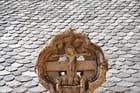 Christ en croix... de lauze - Olivier BOISSEAU