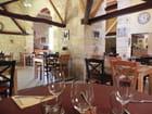 Salle du Restaurant Couleurs CAFE - Sylvia dupont