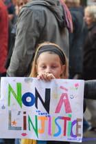 Manifestation contre la réforme des retraites - Jean-christophe HAUDIN