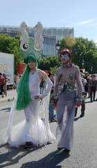 Marche des Fiertés Paris 2012 - ALAIN ROY
