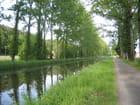 Canal vers lalinde - Jacqueline DEMANGE