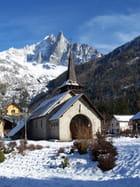 Chapelle des praz-de-chamonix - Gisèle BORGES