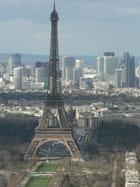 Paris depuis la tour montparnasse - Thomas ROULLEAU