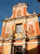 La magnifique église Saint-Martin - jacqueline joly